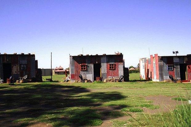Как устроен пятизвёздочный отель вафриканских трущобах. Изображение № 2.