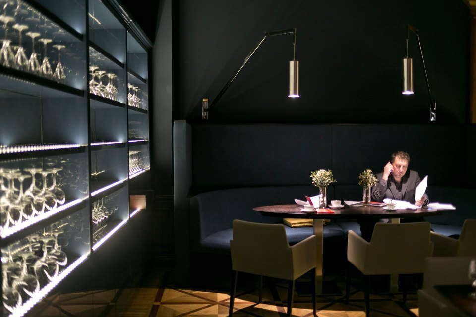 Обновлённый ресторан «ЦДЛ». Изображение № 11.