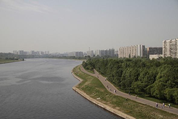 Изображение 1. Парк 850-летия Москвы реконструируют в 2012 году.. Изображение № 2.