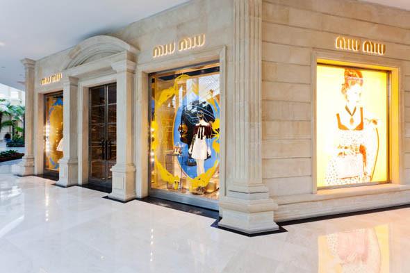 Магазин Miu Miu в «Крокус Сити Молле». Изображение № 11.