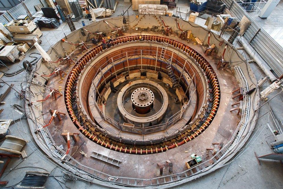 Как работает гидроэлектростанция. Изображение № 23.