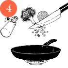 Рецепты шефов: Филе говядины с пюре из цветной капусты и соусом из лисичек. Изображение № 6.