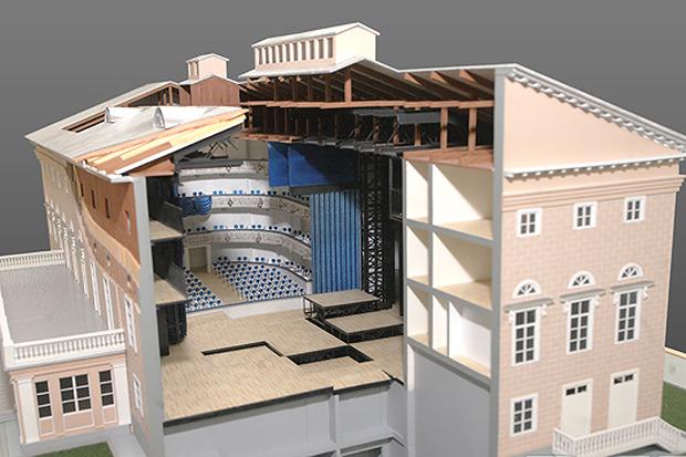 Каменноостровский театр откроется после пятилетний реконструкции. Изображение № 6.