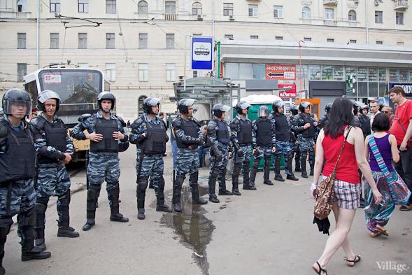 Фоторепортаж: «Марш миллионов». Изображение № 41.