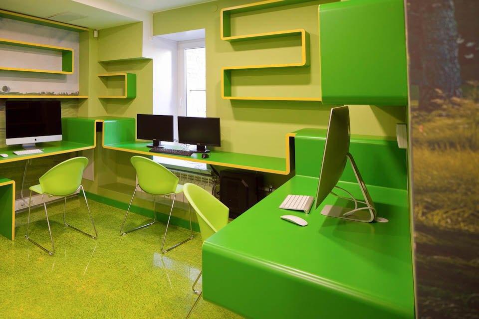 Как выглядит самая модная библиотека Петербурга М-86. Изображение № 16.