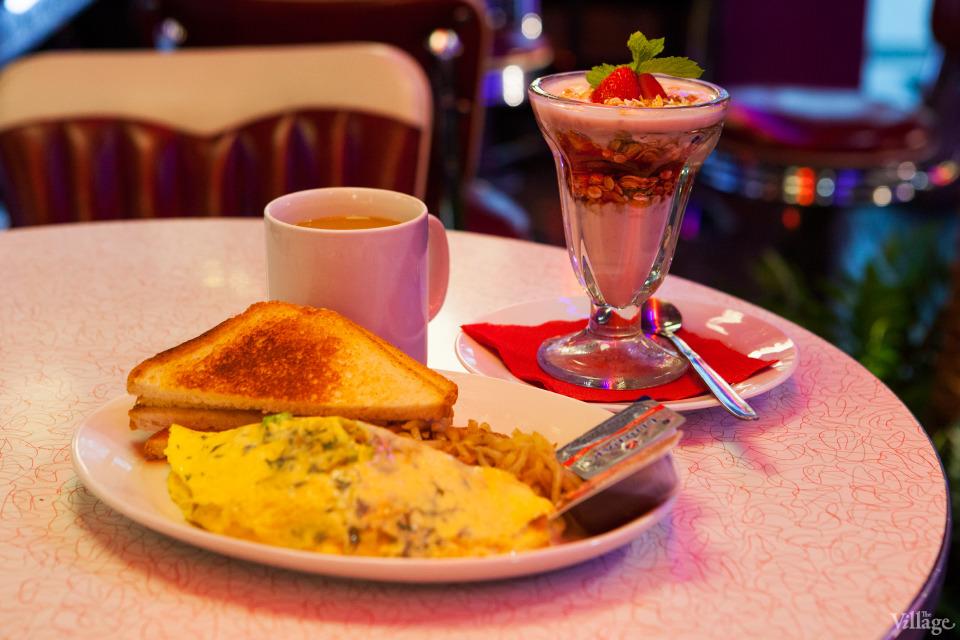Пока ты спал: Ранние завтраки в Москве. Изображение №1.