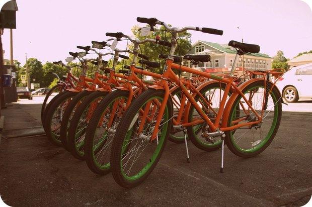 В Сестрорецке открылся велопрокат с экскурсиями по городу. Изображение № 2.