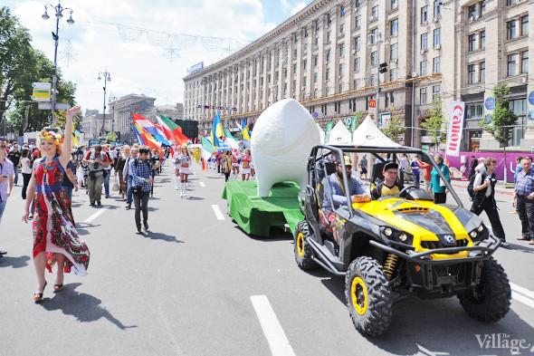Первые эмоции: Что иностранные болельщики думают о Киеве. Зображення № 9.
