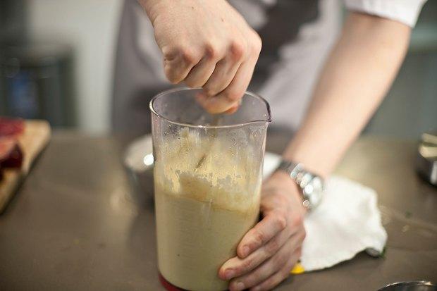 Шеф дома: Ягненок, хумус иоблепиховый десерт шефа «Стрелки». Изображение № 19.