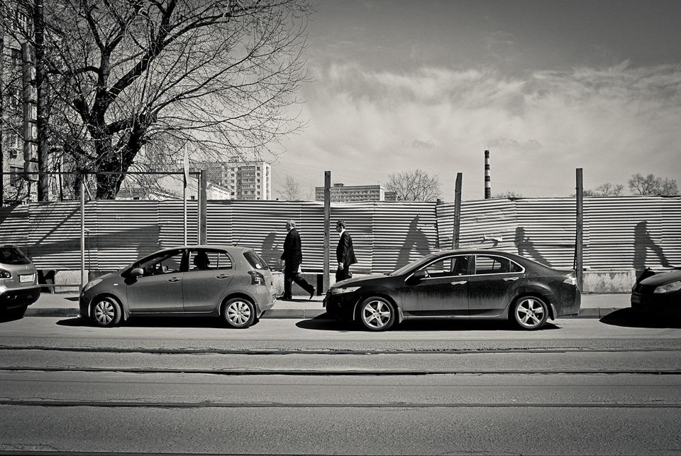 Камера наблюдения: Москва глазами Сергея Мостовщикова. Изображение №5.