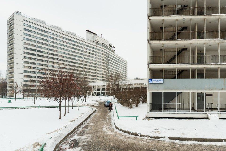 Мария Серова — о том, как появилось главное общежитие Москвы на улице Шверника. Изображение № 5.