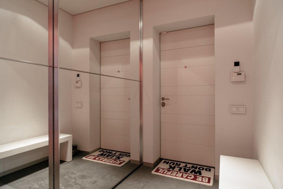 Минималистская двухкомнатная квартира наМожайском шоссе. Изображение № 33.