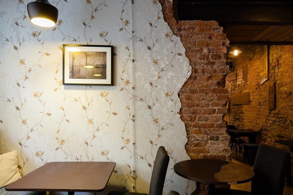 Кафе «Укроп» наВасилеостровской . Изображение № 5.