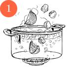 Рецепты шефов: Плов «Фисинджан». Изображение № 4.