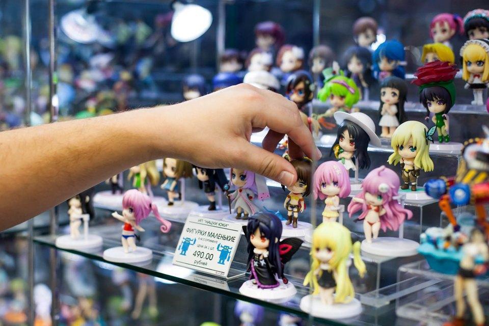 Как два друга-япониста открыли магазин для поклонников аниме. Изображение № 4.