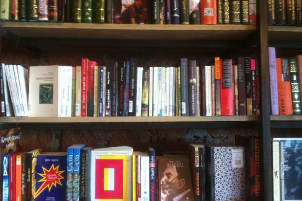 На Artplay открылся книжный магазин Kaspar Hauser. Изображение № 2.