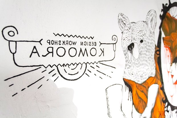 На полках: Шоу-рум Komoora Workshop. Зображення № 9.