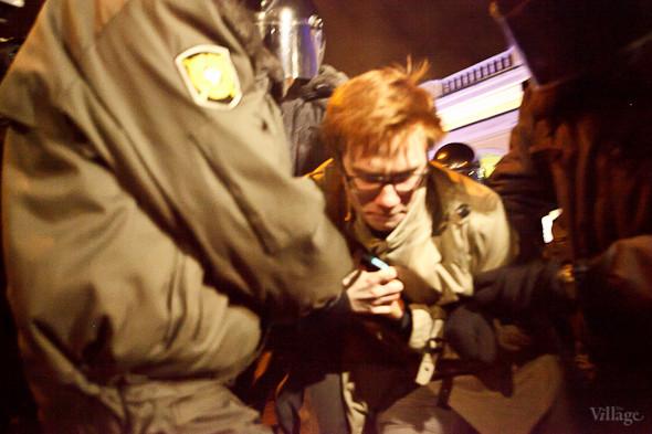 Хроника выборов: Нарушения, цифры и два стихийных митинга в Петербурге. Изображение № 42.