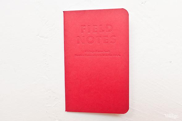 Field Notes (красный блокнот) – 250 рублей . Изображение № 27.