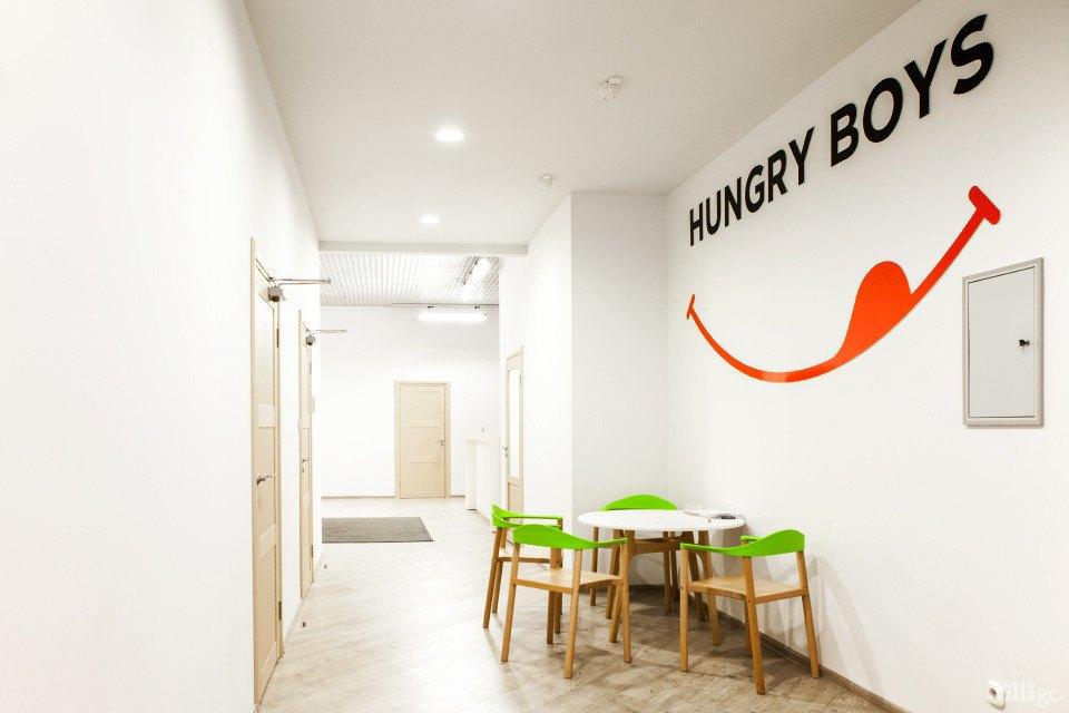 Офис недели (Москва): Hungry Boys. Изображение № 5.