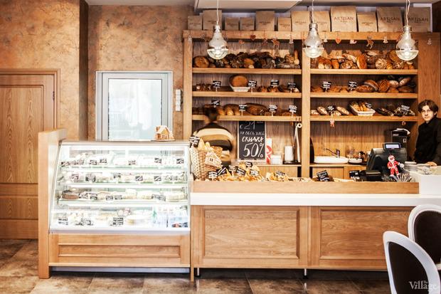 Новое место: Пекарня-кондитерская Artisan. Изображение № 4.