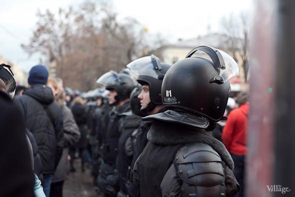 Онлайн-трансляция (Петербург): Митинги за честные выборы. Изображение № 34.