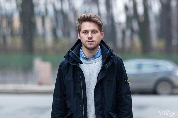Внешний вид (Петербург): Илья Вахошкин, сотрудник магазина Mint. Изображение № 7.