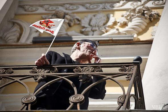 День Победы в Москве и Петербурге: Как гуляют и о чём вспоминают ветераны 9 Мая. Изображение № 80.