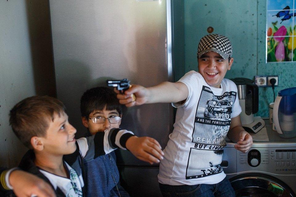 Дети, которых нет: Как проходят занятия в ногинской школе для сирийских беженцев. Изображение № 14.