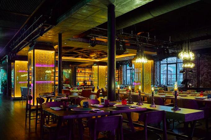 Владелец «Ресторанного синдиката» открыл ресторан индийской кухни «Жизнь Пи». Изображение № 3.