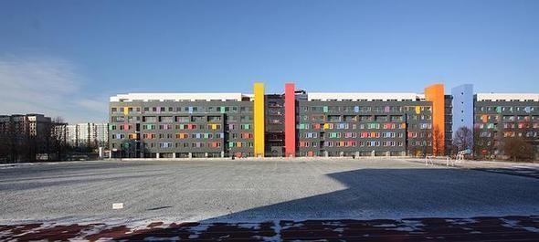 Изображение 3. На юго-западе Москвы открылась разноцветная детская больница.. Изображение № 7.