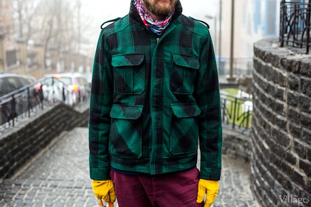 Внешний вид: Андрей Гирчук, основатель Roof Events Kiev. Зображення № 2.