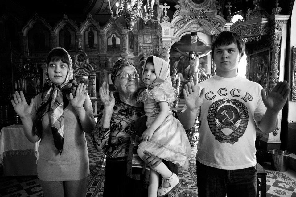 Камера наблюдения: Москва глазами Татьяны Ильиной. Изображение № 15.