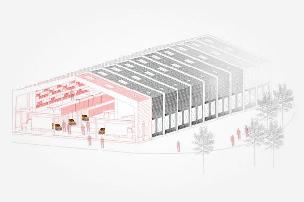 Чего хочет Москва: Проекты архитекторов для города. Изображение № 1.