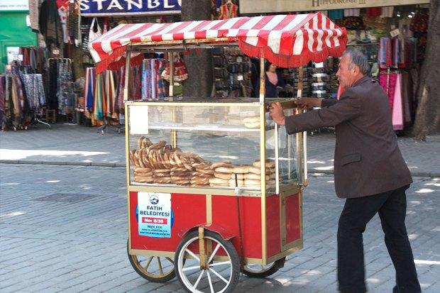 Что едят жители Нью-Йорка, Стамбула, Токио и Мадрида на улице. Изображение № 21.