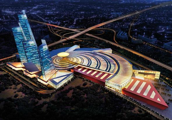 На Варшавском шоссе построят парк аттракционов Universal. Изображение № 4.