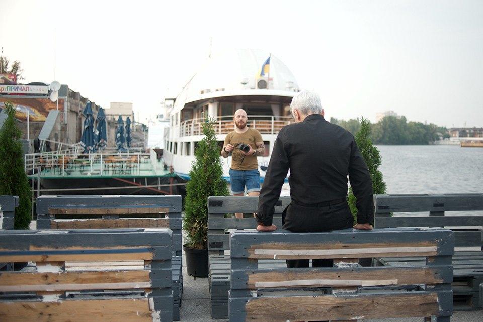 Портретная съёмка на Арт-причале. Изображение № 23.