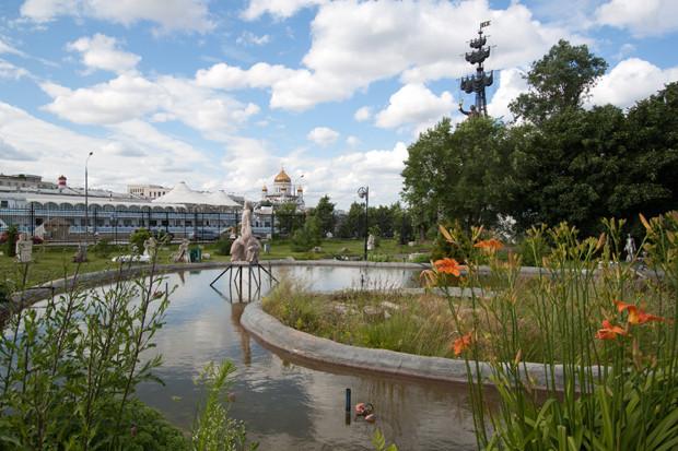 14 скульптур в парке «Музеон». Изображение № 44.