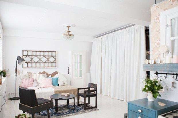 Как преобразить квартиру спомощью текстиля. Изображение № 5.
