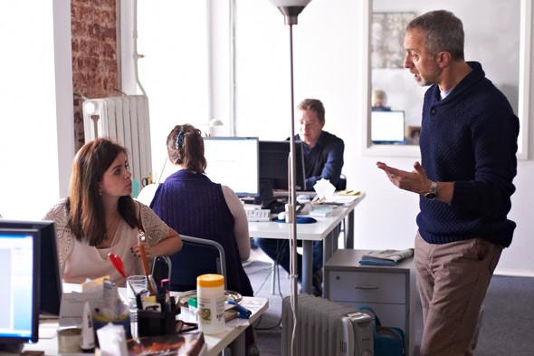 Офис группы «Коммуникатор». Изображение № 11.