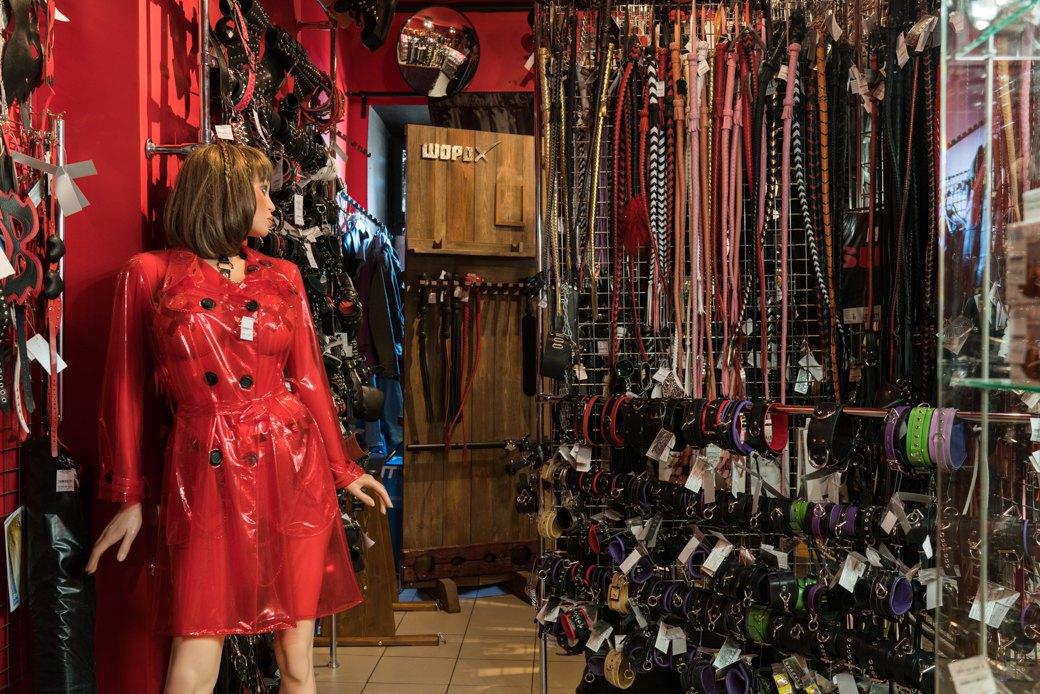 Лучшие секс-шопы Москвы: Куда идти за боа в перьях, стеками иновыми впечатлениями. Изображение № 43.