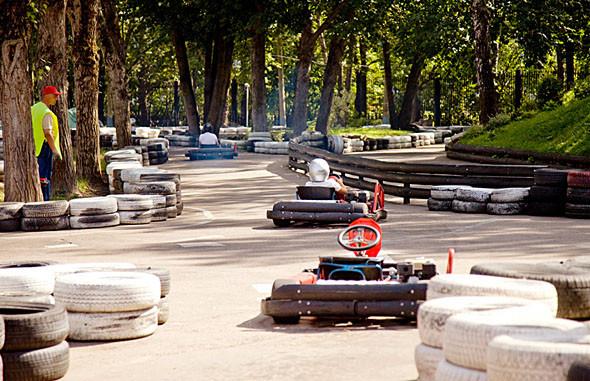 Карусель-карусель: 6 московских парков аттракционов. Изображение № 21.