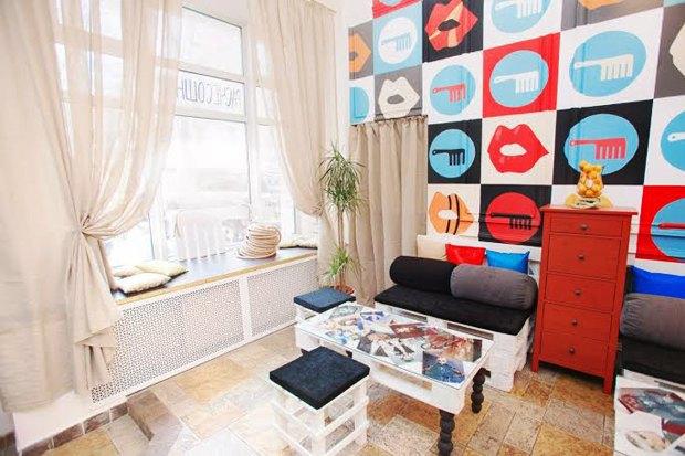 В Москве открылась парикмахерская «Расчёсошная». Изображение № 1.