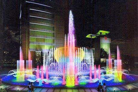 На Оболони построят самый большой в городе фонтан. Изображение № 2.