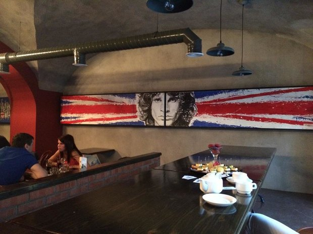 В Биржевом переулке открылся бар «Биржа». Изображение № 1.