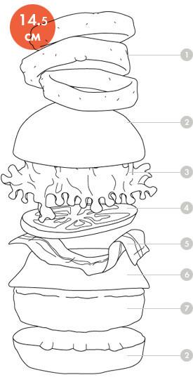 Между булок: Внутренности 20 московских бургеров. Изображение № 162.