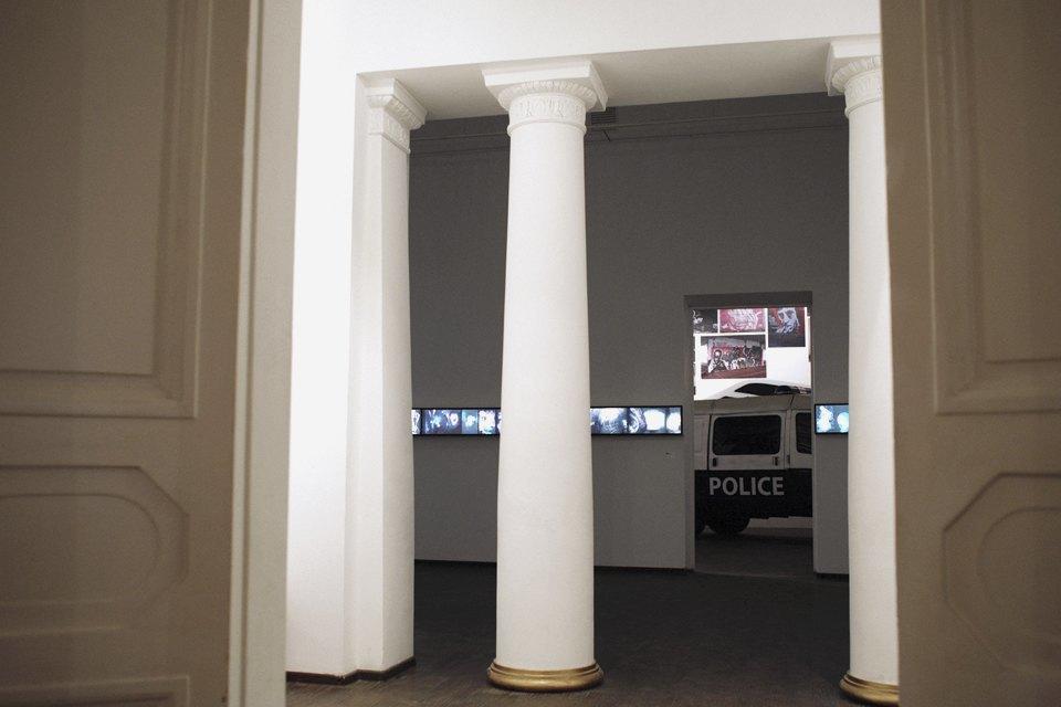 Первая персональная выставкаПаши183 . Изображение № 3.