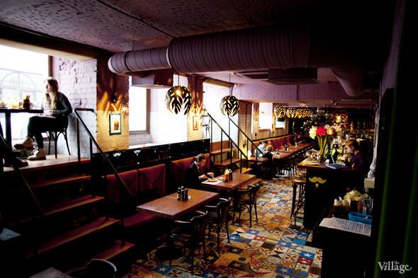 Московский бар Global Point —Barry Bar. Изображение №16.