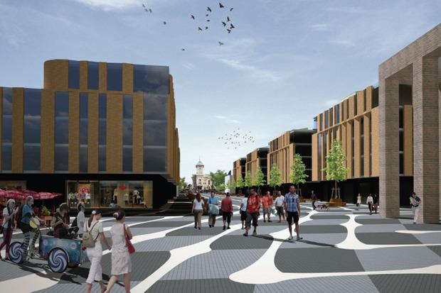 10 проектов квартала около Витебского вокзала . Изображение № 40.