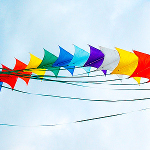 Выходные в городе: Фестиваль воздушных змеев, открытие «А2» ипраздник урожая. Изображение № 6.